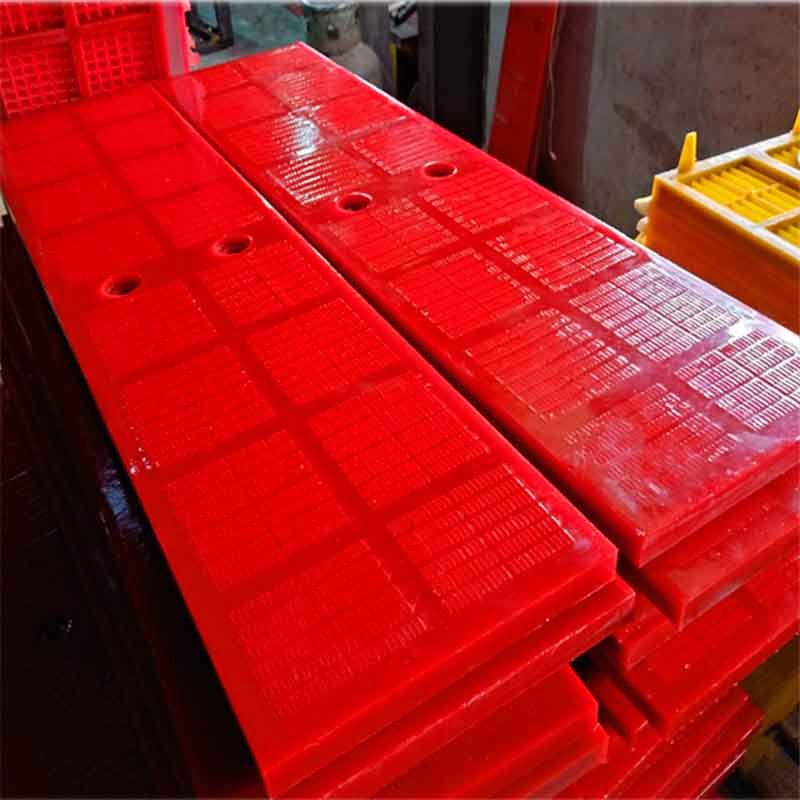 Polyurethane Dewatering Screen Panel PU Moulder for Dewatering Screen Deck