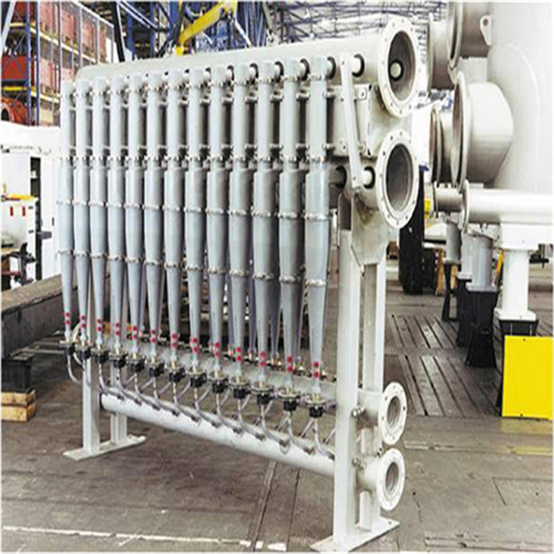 Pulp Mill Scrap Paper Pulp Cleaner Machine Middle Consistency Cleaner