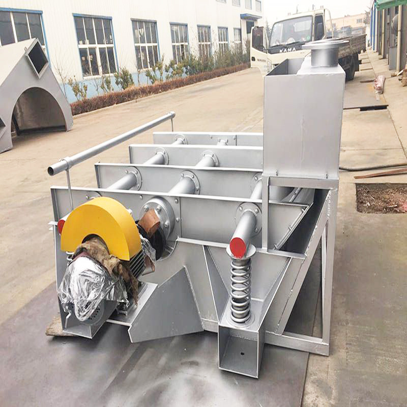 SUS Vibrating Screen for Pulping