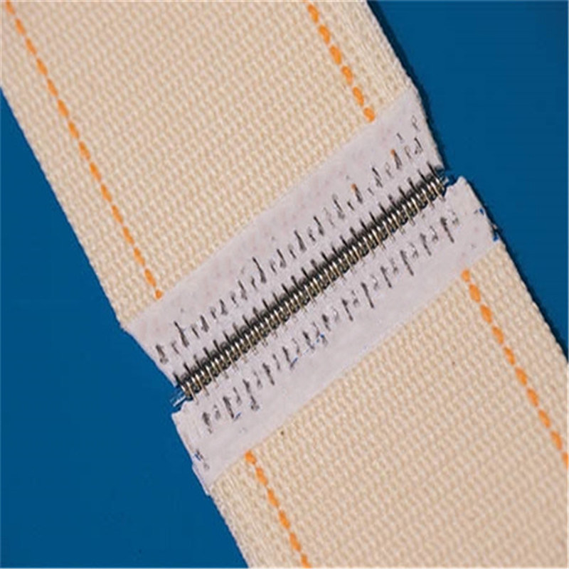 Flexible Corrugated Cotton Conveyor Belt Thickness 6mm for Single Facer Machine