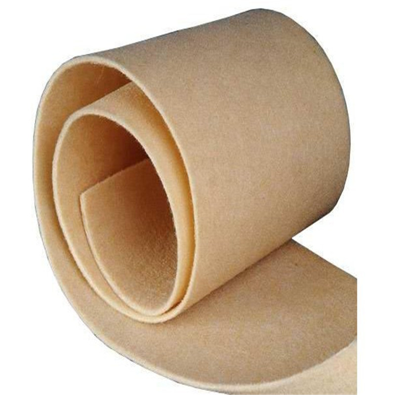 Paper Making Felt to Produce Different Kinds of Packing Paper From 70 to 400 Grams.