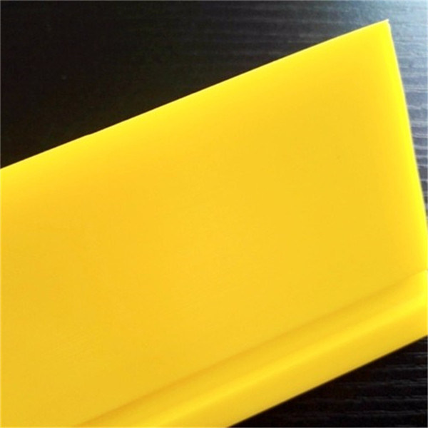 HDPE Polymer Paper Mill Doctor Blade for Paper Making Machine