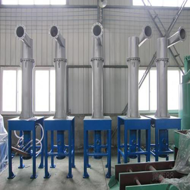 Paper Machine High Consistency Cleaner
