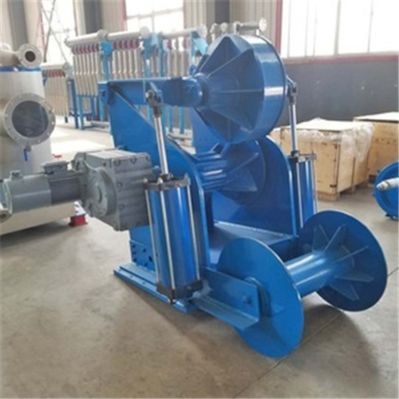 Paper Pulping Equipment Ss Ragger and Rope Cutter