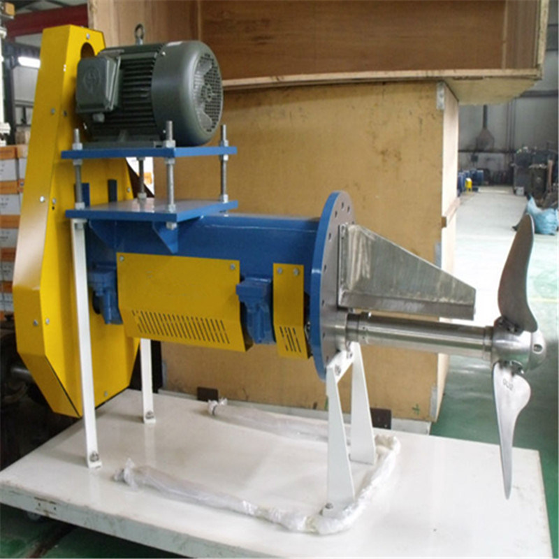 Mixing and Storage Use Pulp Chest/Tower Agitator in Pulp Mill