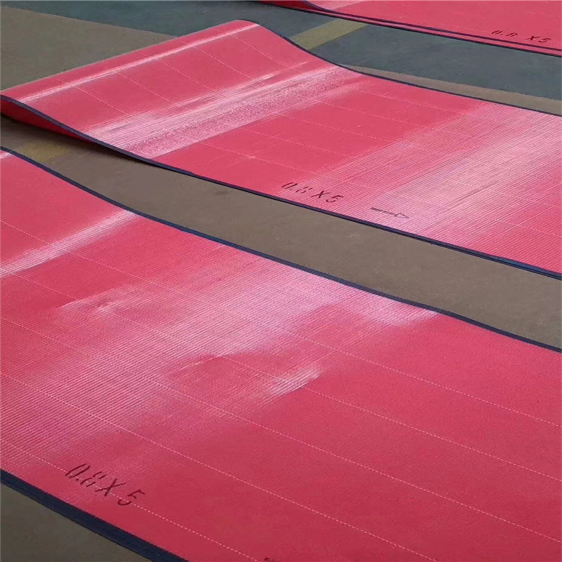 China Supplier Polyester Conveyor Mesh Belt for Non Woven Machine