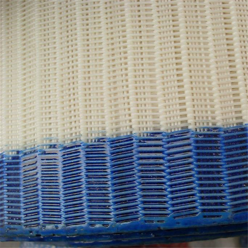 Polyester Spiral Press Filter Belt for Printing and Dying Industry