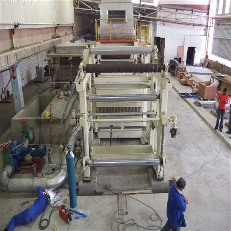 Low Speed Toilet Paper Machine 3900 Type 4.150-200m/Min Toilet Roll Making Machine Featured Image