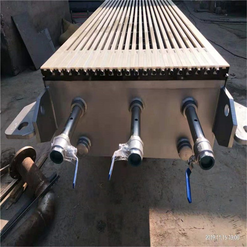 Stainless Steel Suction Box Vacuum Box for Paper Machine Part