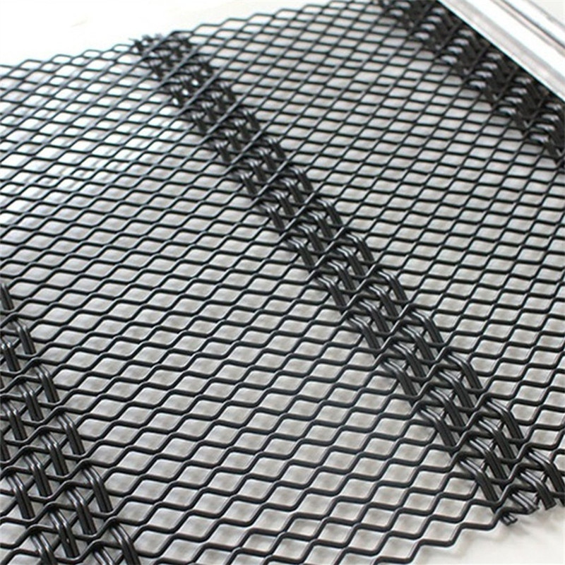 Heavy Duty Self-Clean Mesh Self Cleaning Screen Mesh for Sand and Gravel Industry