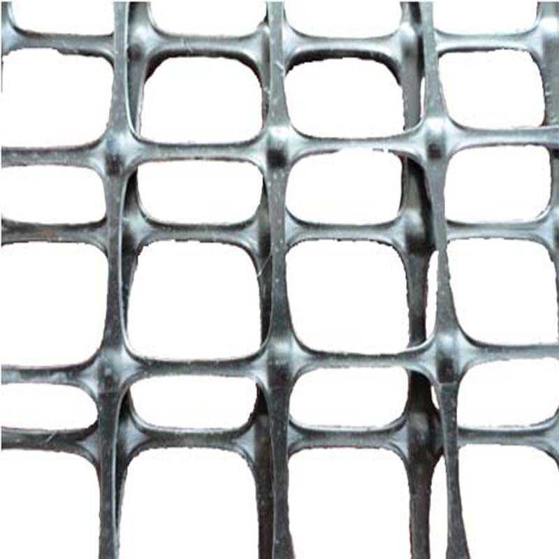 PP Biaxial Plastic Geogrid for Road Construction/Slope Stabilization by China Factory Manufacturer