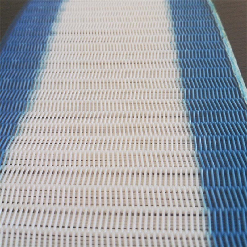 100% Polyester Spiral Press Filter Fabric for Horizontal Belt Washer