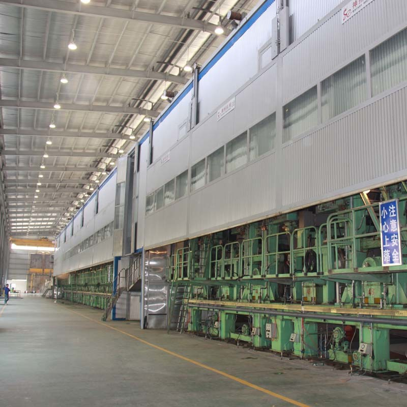 2800/500 Double-Wire Multi-Cylinder Test Liner Board Paper Machine