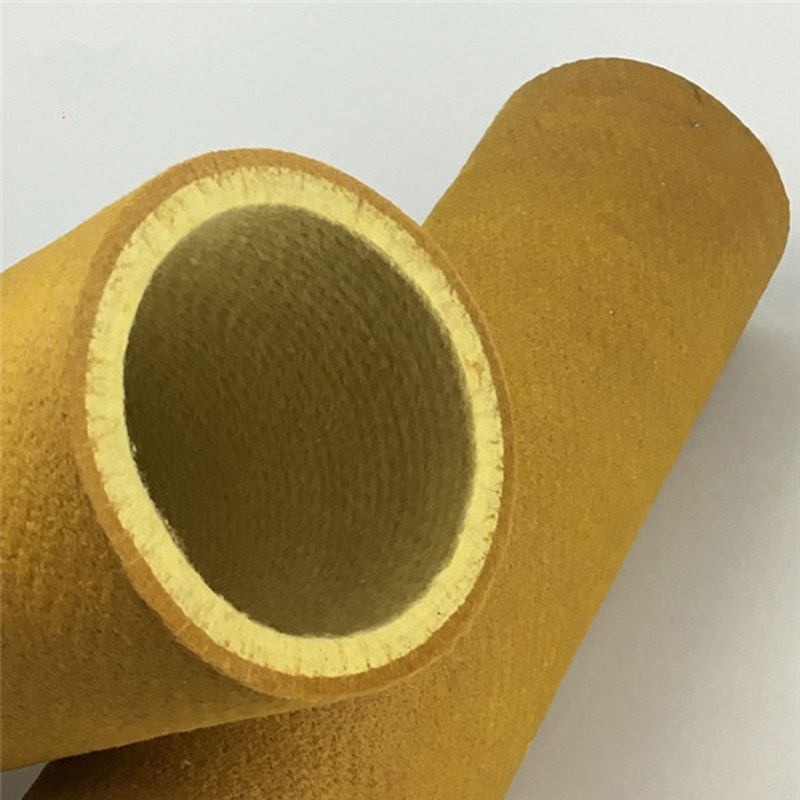 High Temperature Resistant Roller Felts for Run-out and Quench Rollers