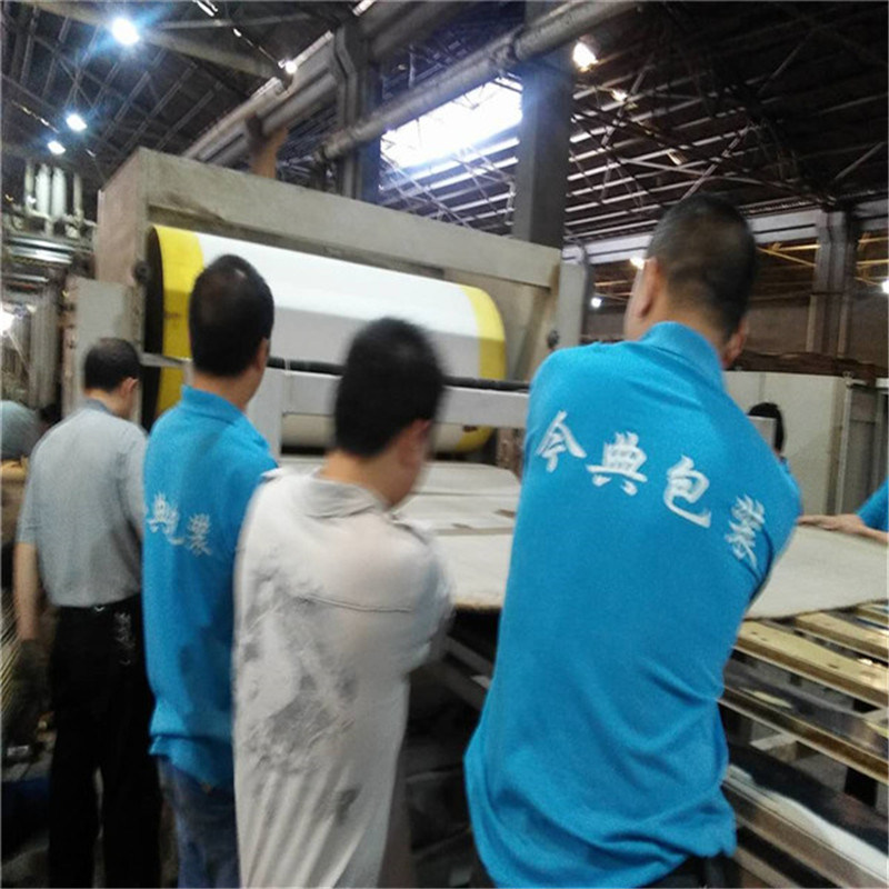 Double Facer Belt Blanket for Bhs Automatic Corrugated Line