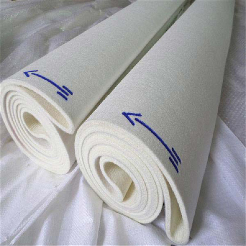 Textile Industrial Felt Belt for Roll Thermal Paper Roll Printing Machine