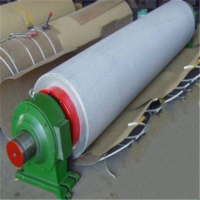 Stone Press Roll for Paper Mill