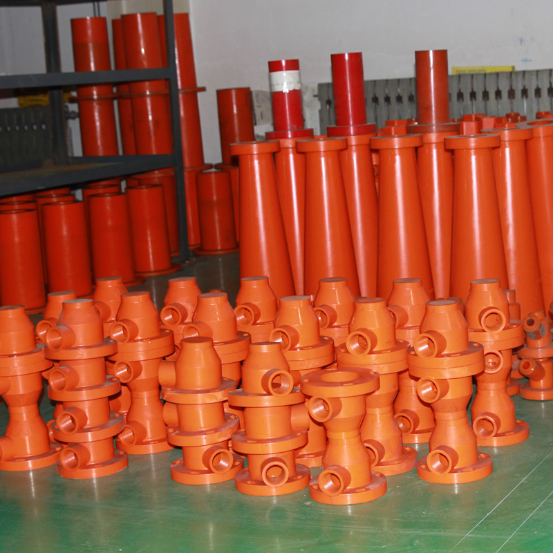 2021 wholesale price Single Facer for Corrugating plant - Ceramic Cone Sharp Pipe for Pulp Cleaner – Huatao