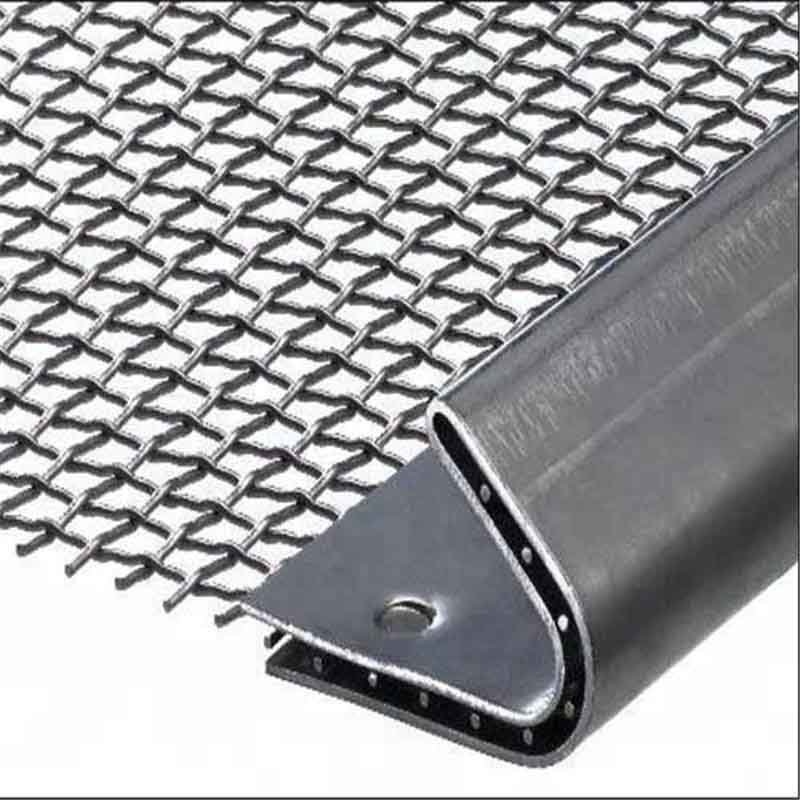 Woven Crimped Wire Vibrating Screen Mesh for Coal Mine Quarry Mine