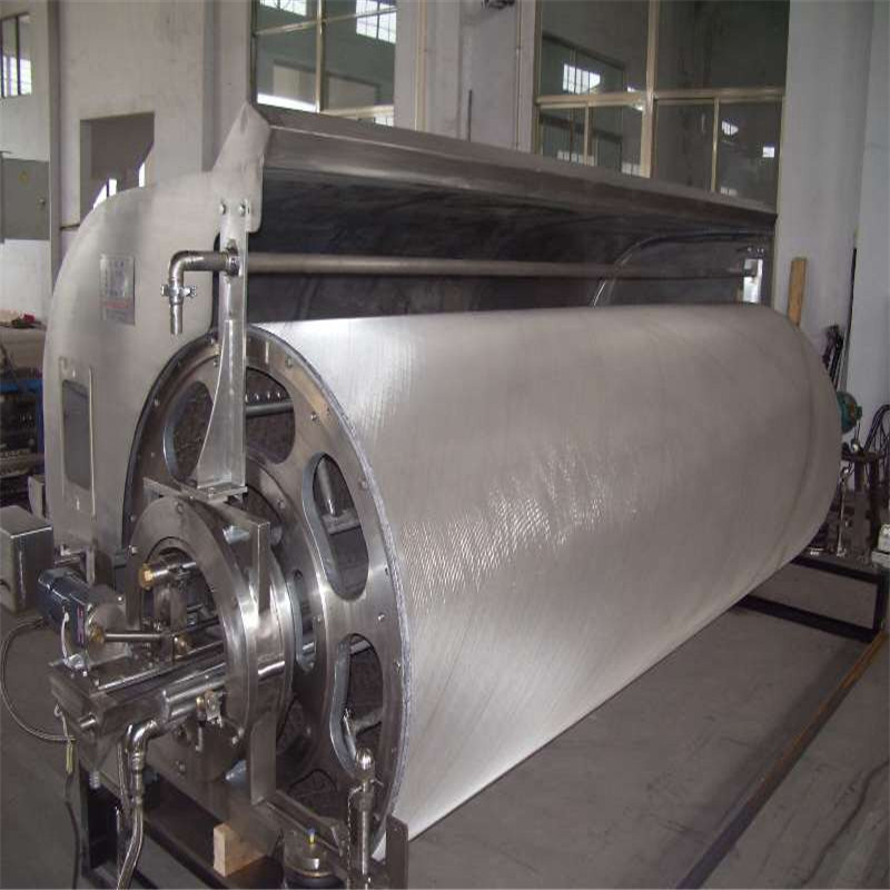 Dandy Roll for Paper Machine Fourdrinier Wire Section