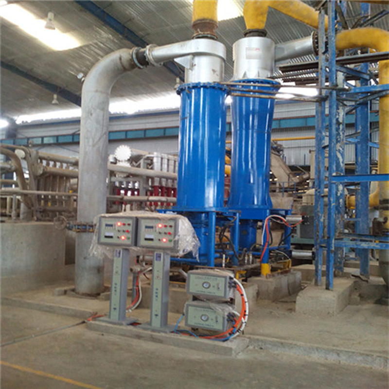 High Consistency Cleaner for Waste Paper Production