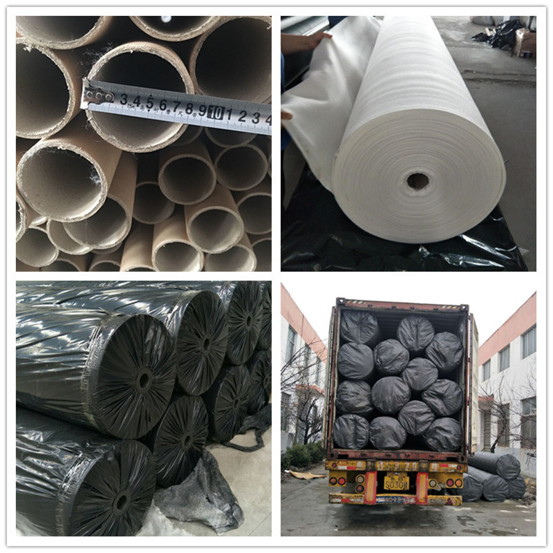 Pet Polyester Non Woven Needle Punched Geotextile Fabric with 100GSM – 1800GSM