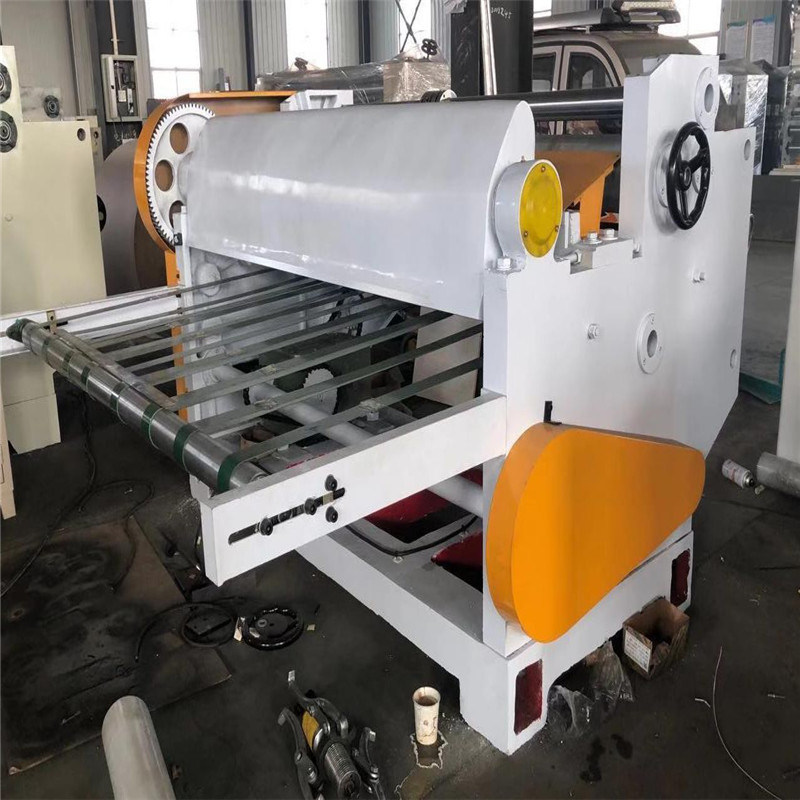 1400mm Vertical-Horizontal Sheet Cutter for 2ply Corrugated Carton