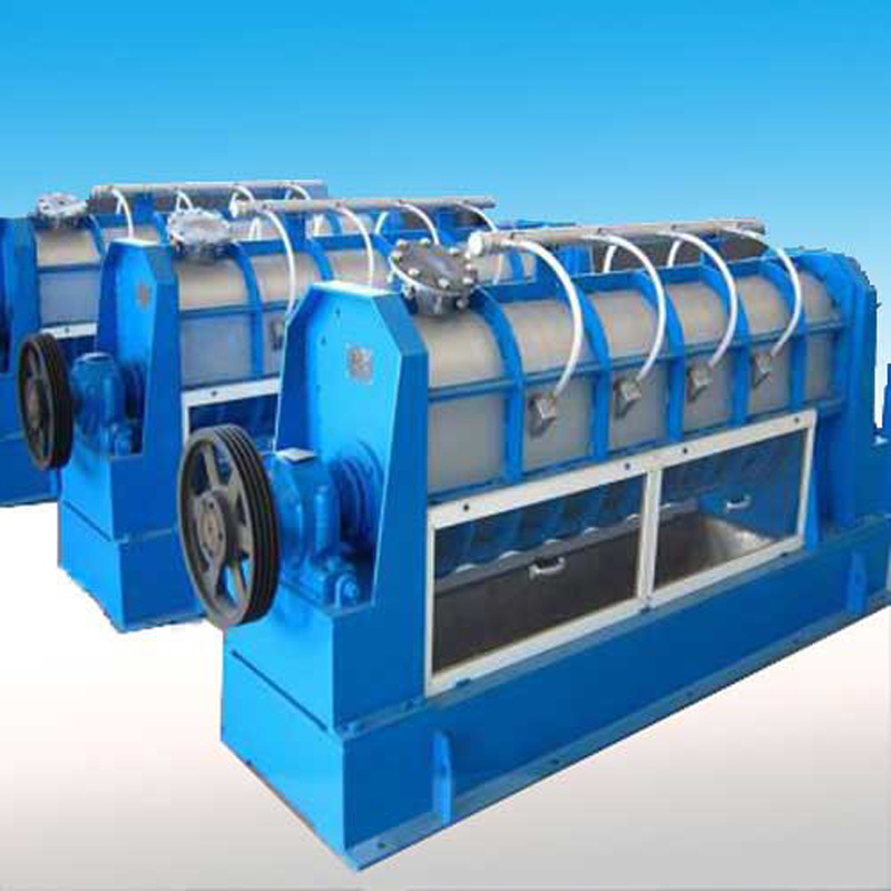 Pulp Cleaning Equipment Reject Separator Recycled Waste Paper Pulp Machine