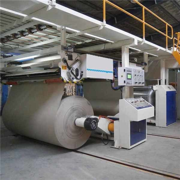 1800mm Auto Splicer for Corrugated Cardobard Production Line