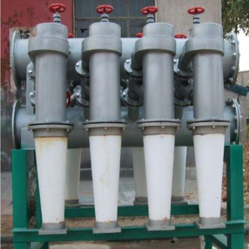 Impurity Cleaner Equipment Low Consistency Centricleaner