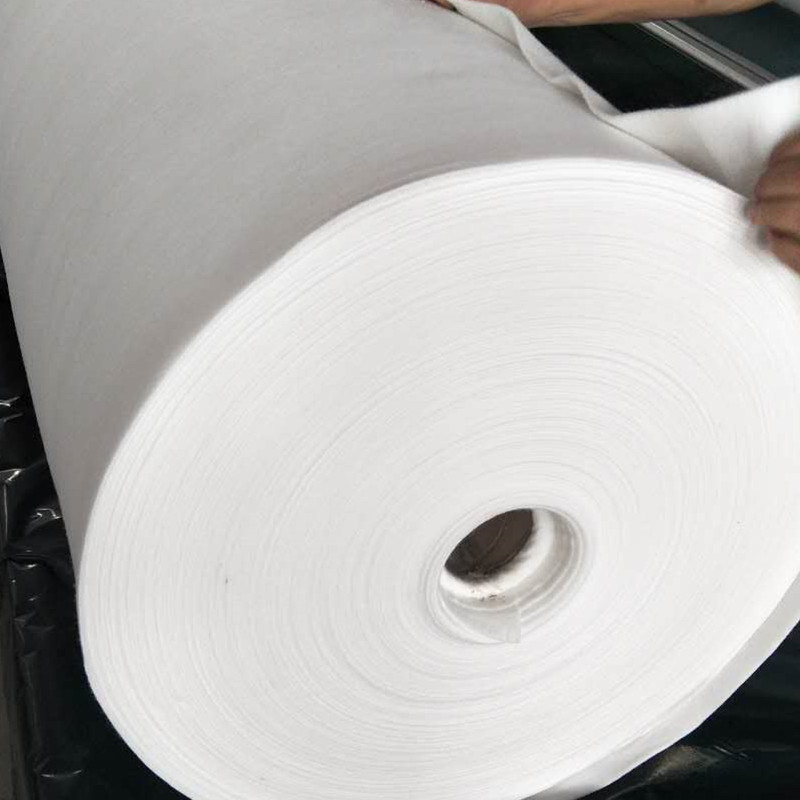 Polypropylene PP Nonwoven Needle Punched Geotextile Filter Fabric Featured Image