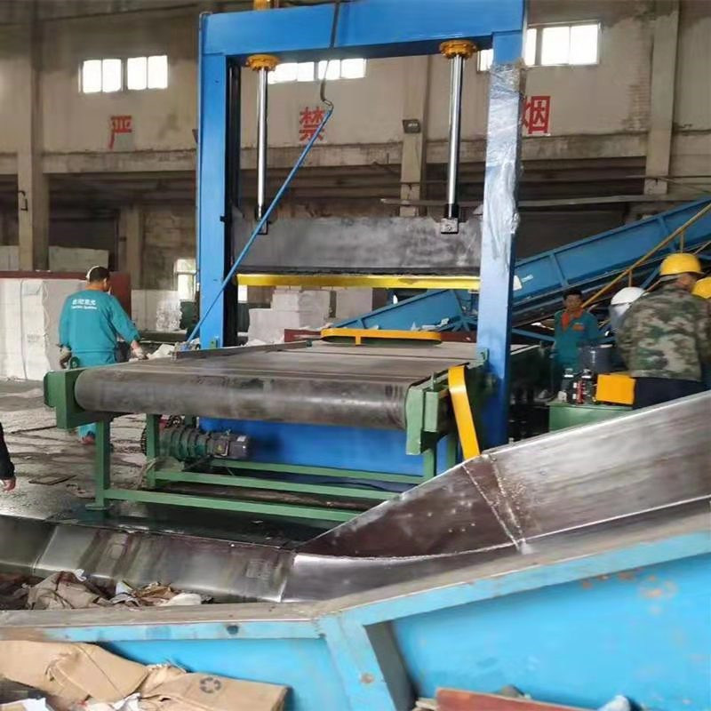 Roller Cutter for Stock Preparation