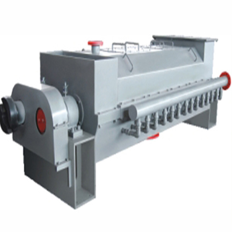 One of Hottest for Pressure Screen With Slot Type - Double Screw Press for Pulp Making – Huatao
