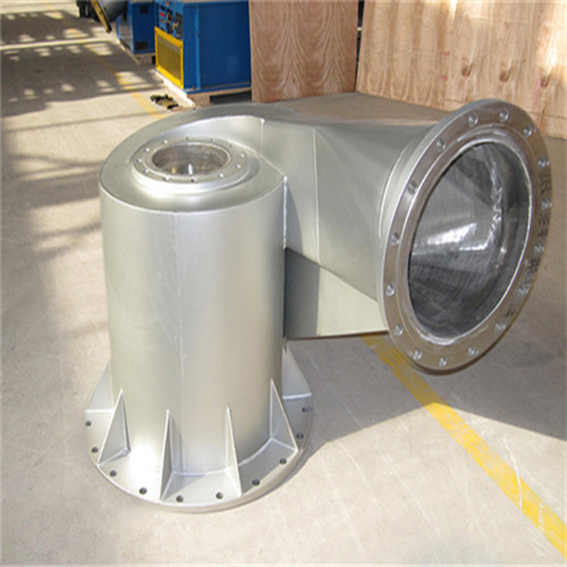 Ceramic and Stainless Steel Cleaner Cone for Paper Machine