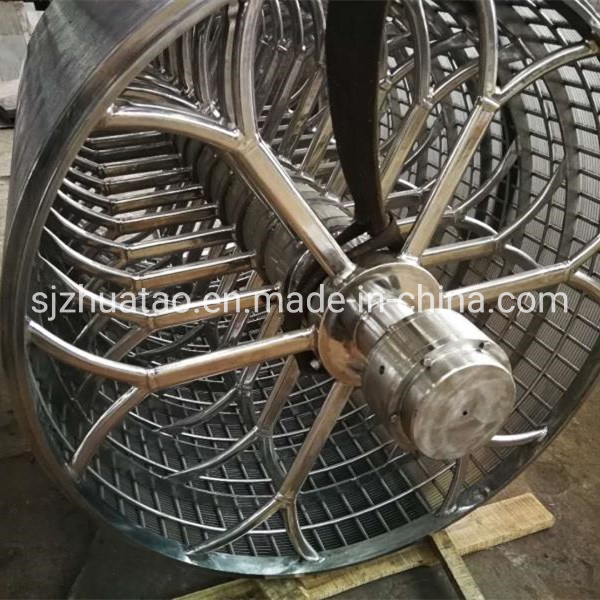 Paper Machine Cylinder Mould for Paper Making