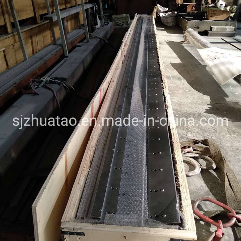 Paper Machine Stainless Steel Doctor Blade for Paper Mill