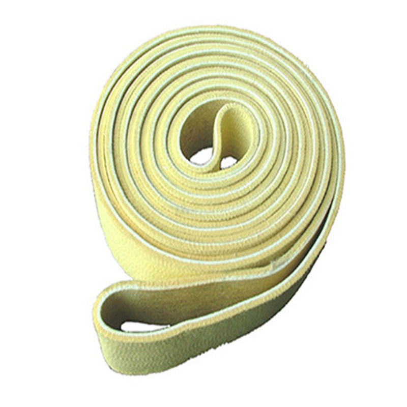 High Temperature Kevlar Endless Belt for Aluminum Exrusion Line Cooling Table