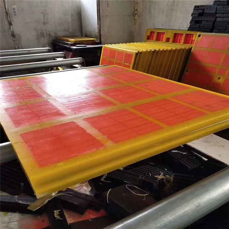 0.125mm Aperture Dewatering Screen Panel for Sand Dewatering
