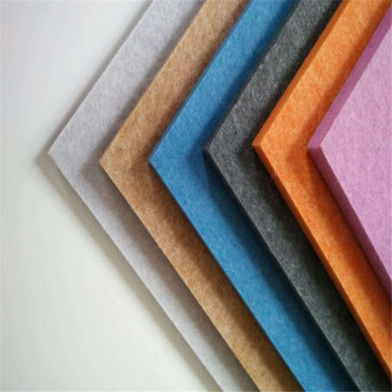 Professional Industrial Felt Fabric Anti Static 5mm Thickness with Sheet