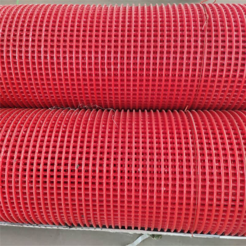 Stainless Core Polyurethane Screen Wire Mesh Substitute Steel Wire Mesh