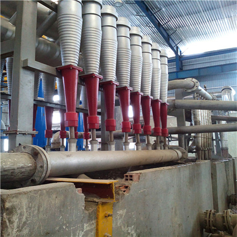 Low Consistency Centri Cleaner for Paper Pulp Making Mill
